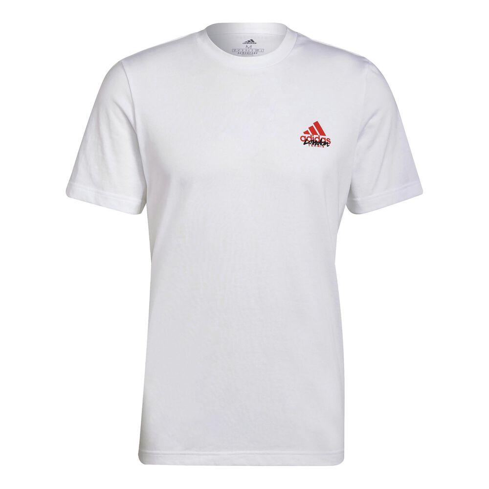 adidas Wimbledon T-Shirt Herren T-Shirt GU8856