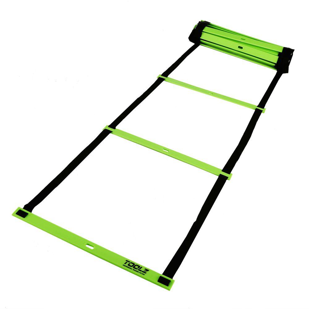 TOOLZ Power Ladder 2m Koordinationsleiter Koordinationsleiter Größe: nosize TOTAL2