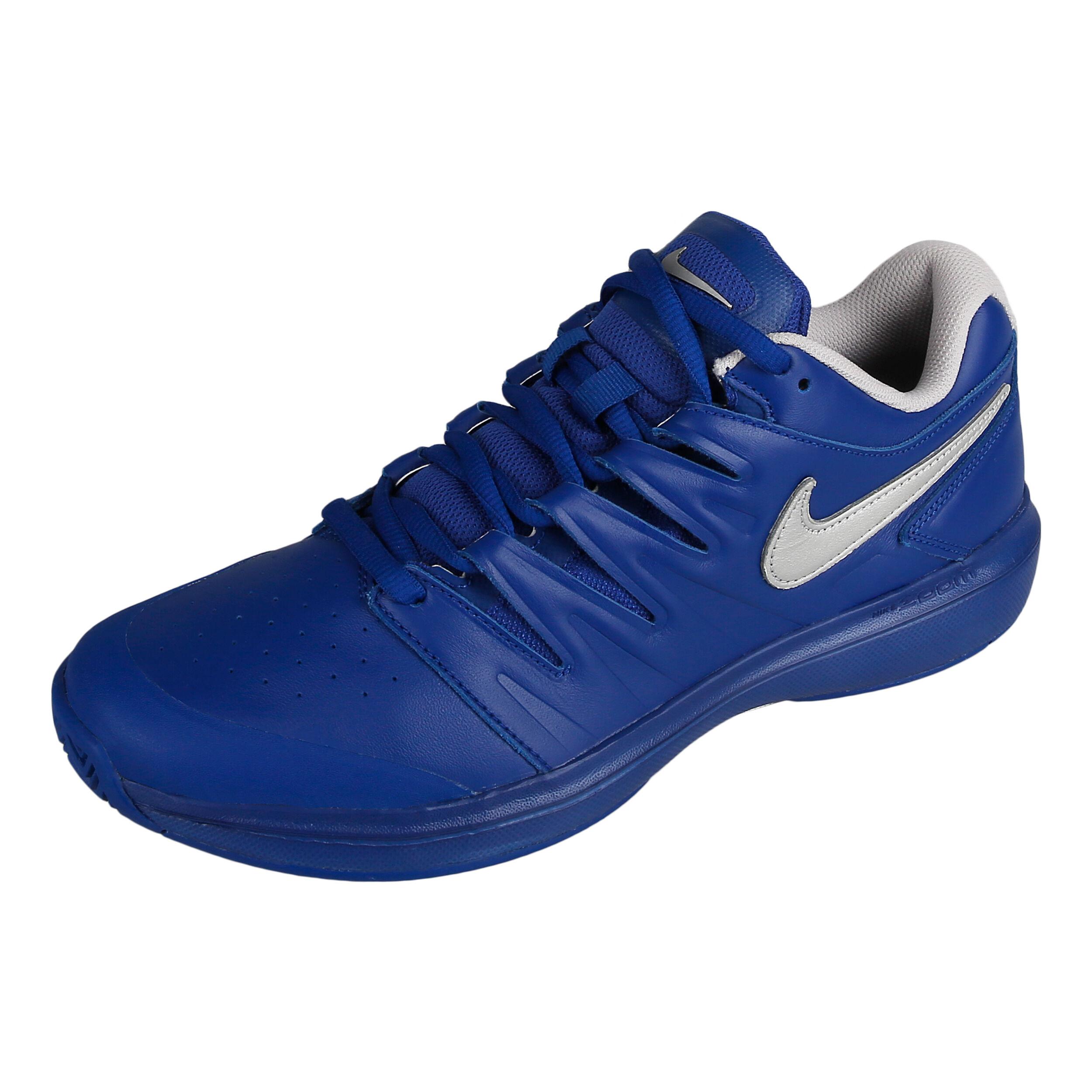 Nike Air Zoom Prestige Allcourtschuh Herren Hellgrau, Blau