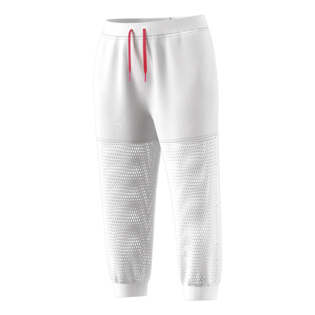 adidas Stellasport 03. Apr Capri Hose Damen Weiß, Rot