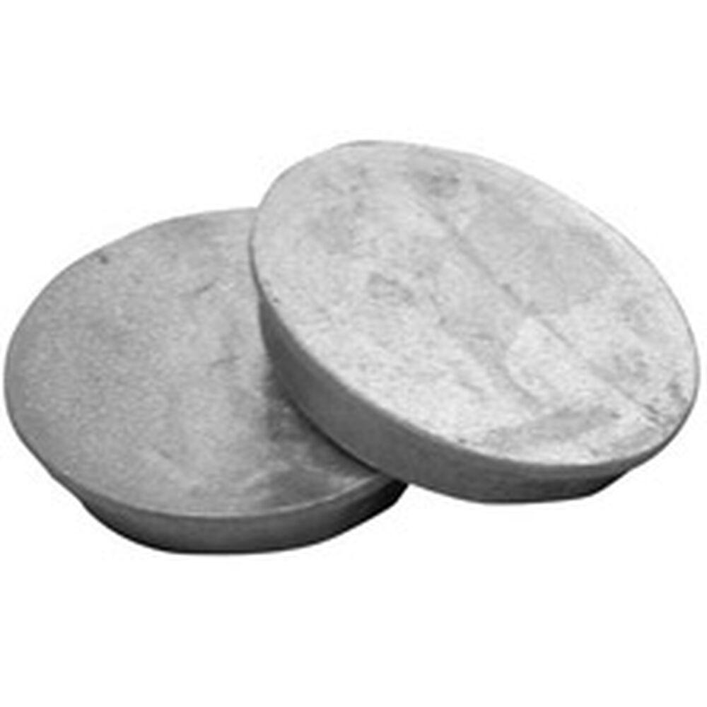 Tegra Deckel Für Bodenhülsen Im Doppelpack, Rund Deckel für Bodenhülsen Größe: nosize 320120