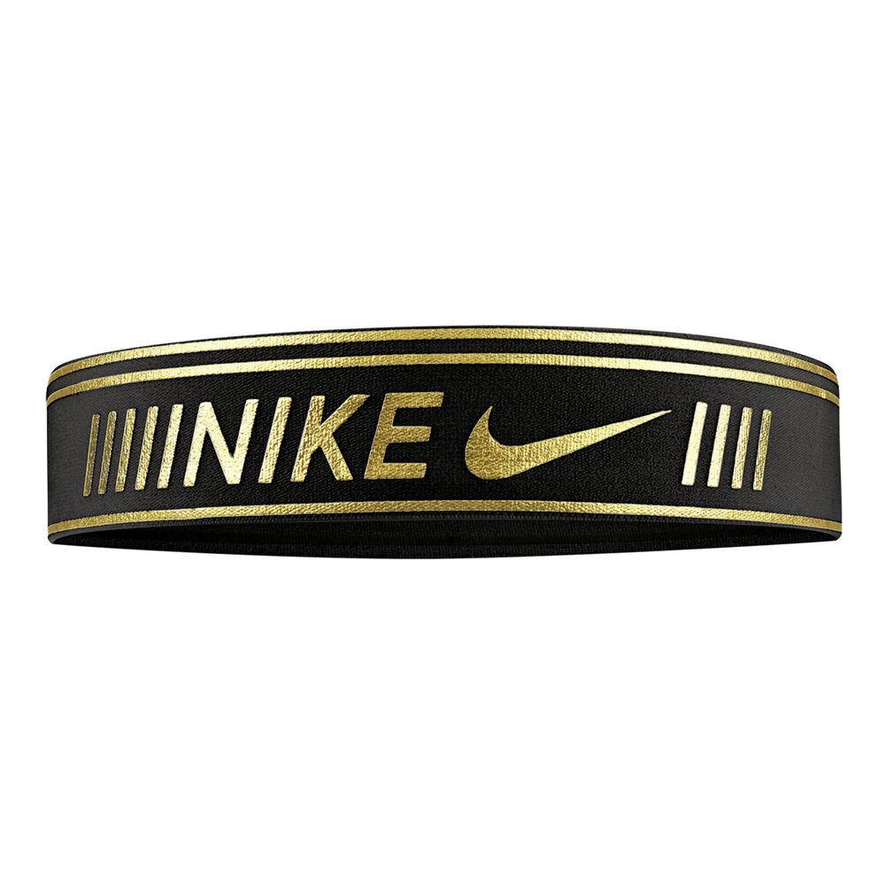 Nike Pro Metallic Haarband Haarband Größe: nosize 9318-83-075