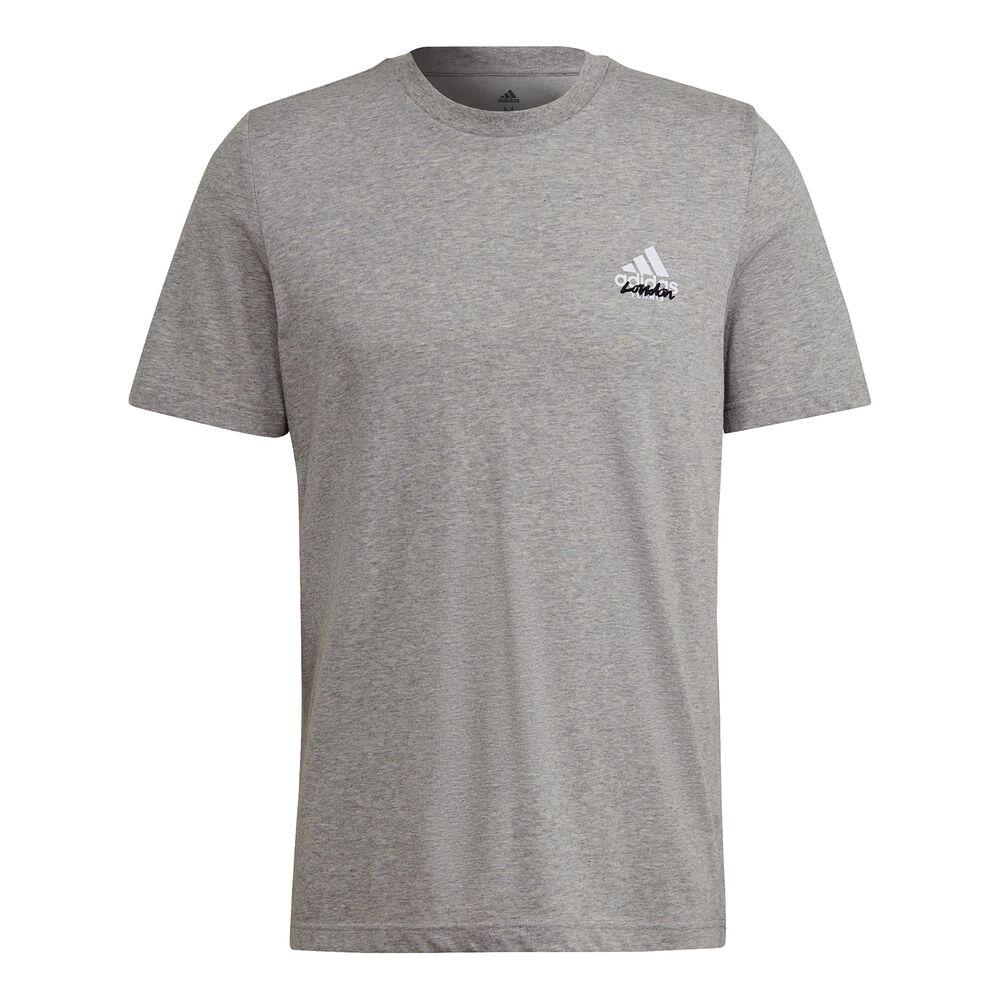 adidas Wimbledon T-Shirt Herren T-Shirt GU8855