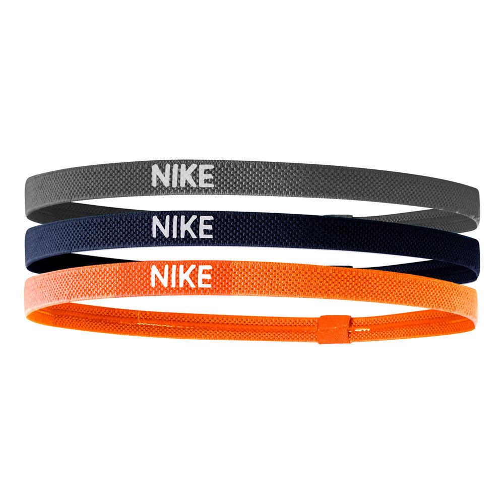 Nike Elastic Haarband 3er Pack Haarband Größe: nosize 9318-4-021