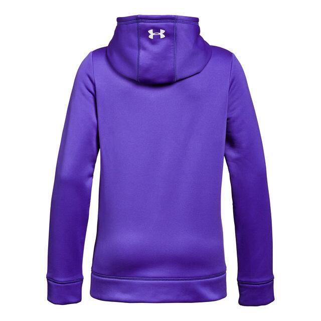 Fleece Big Logo Hoody Girls