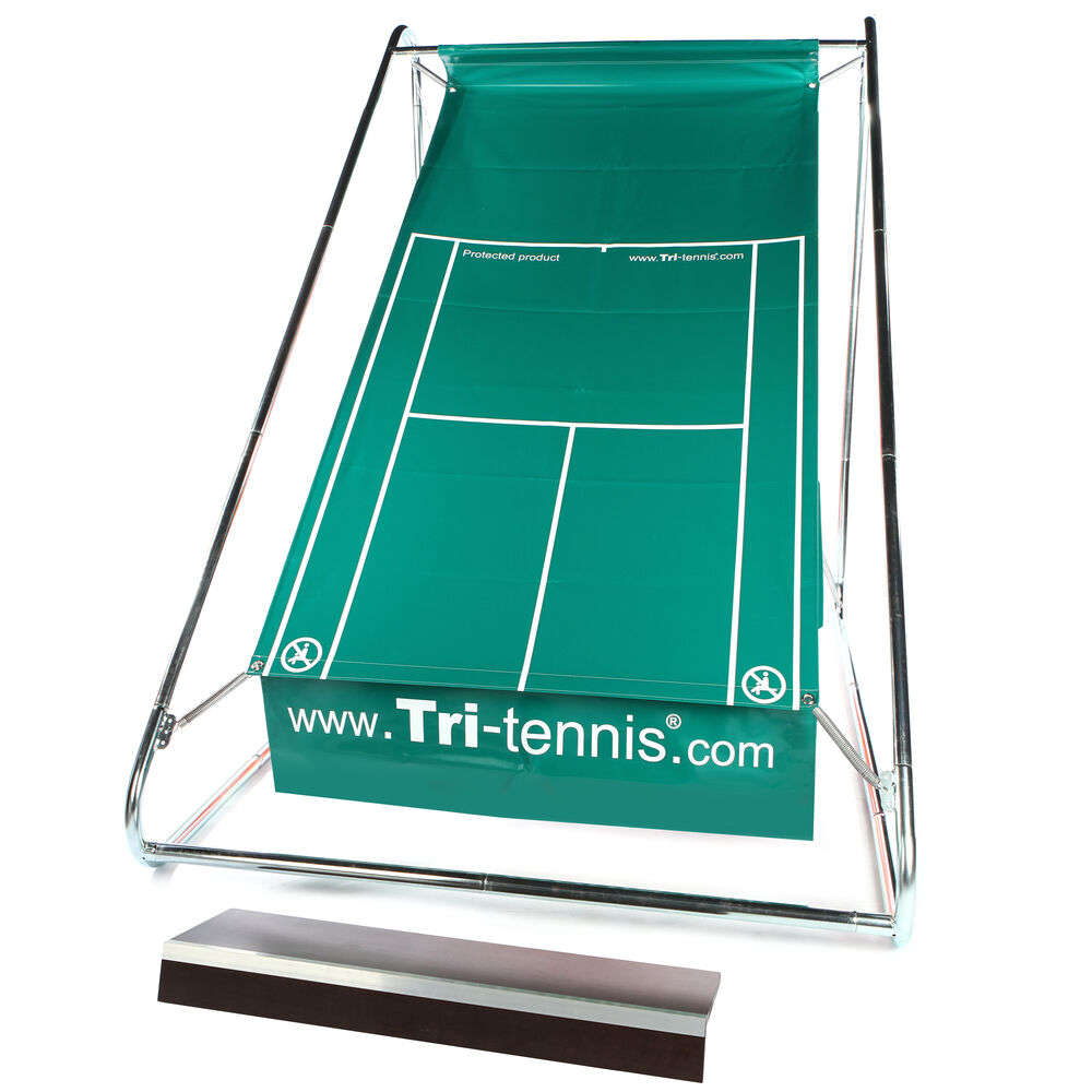 Tri-Tennis XL Ballwand Ballwand Größe: nosize tri-tennis-XL-green
