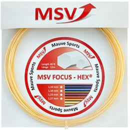 Focus-HEX 12m natur