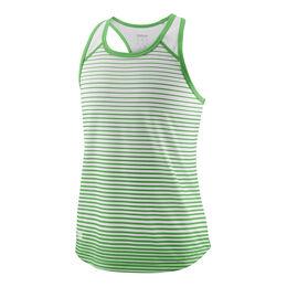 reputable site 22538 66981 Team Striped Tank Girls. Mädchen. Wilson Tennisbekleidung