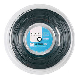 Alu Power Spin 220m silber