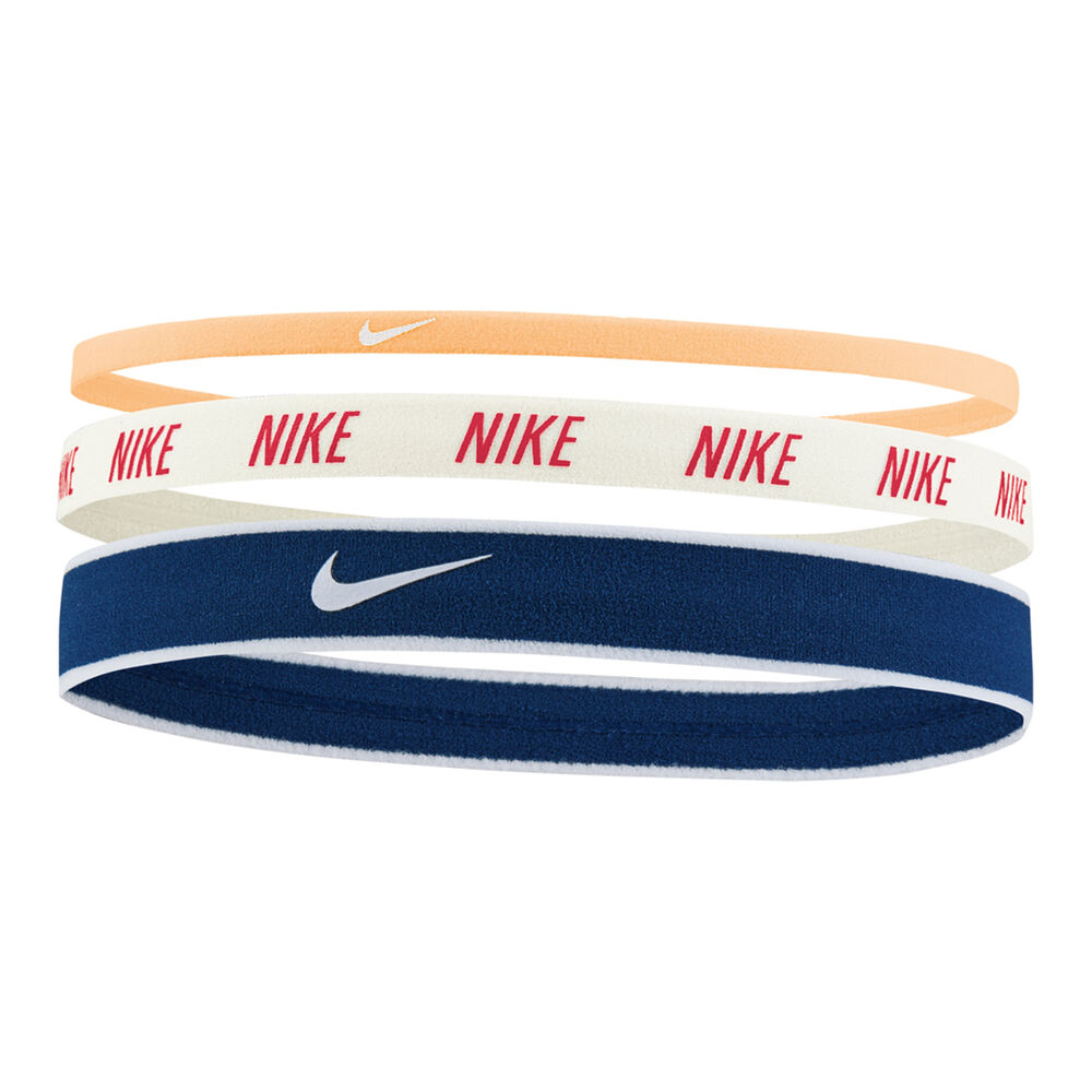 Nike Mixed Width Haarband 3er Pack Haarband Größe: nosize 9318-72-995