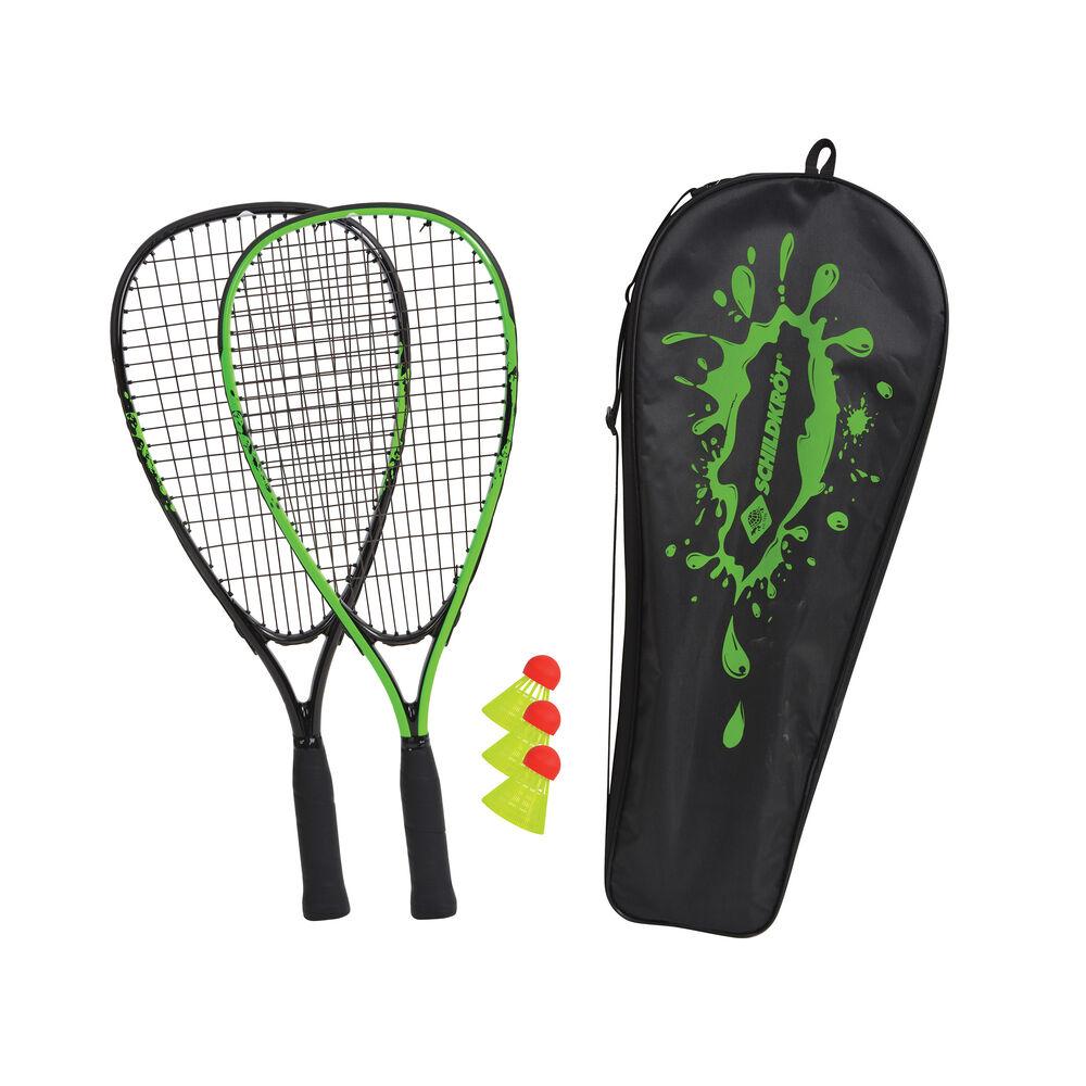 Schildkröt Fitness Speed Badminton Set Badmintonschläger Badmintonschläger Größe: nosize 970905
