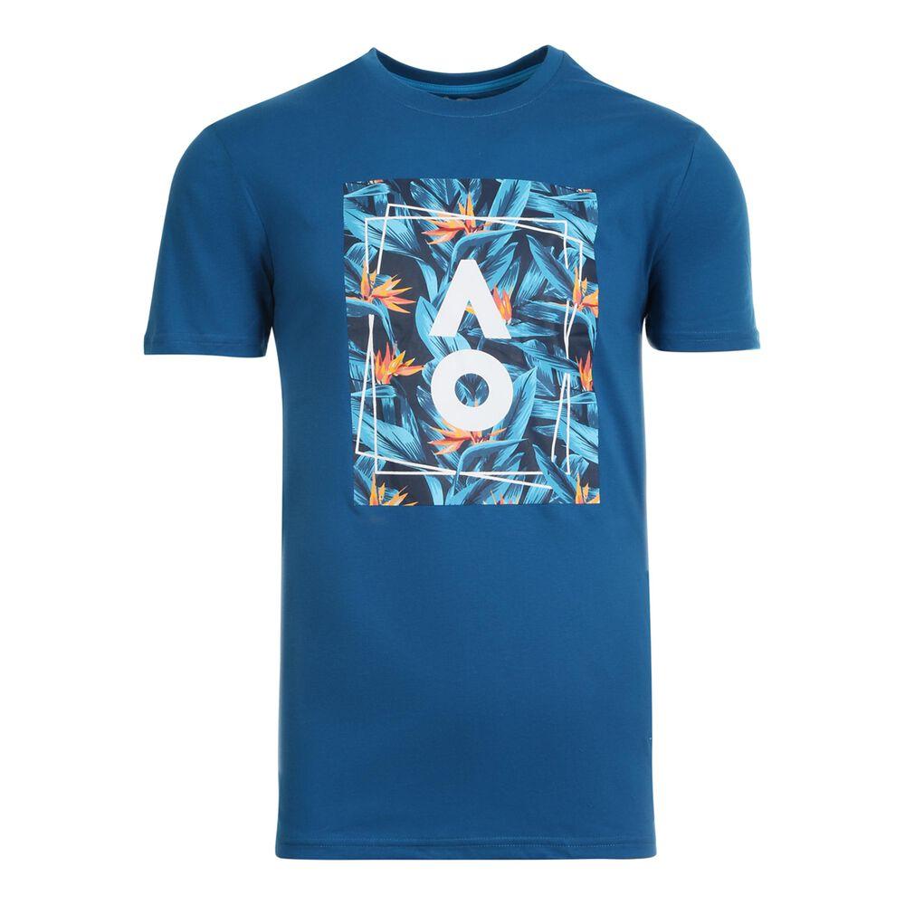 Australian Open 2021 Frame T-Shirt Herren T-Shirt DWAMT024