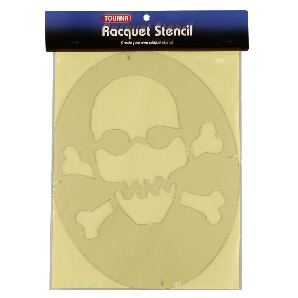 Tourna Fun Skull Logoschablone Logoschablone Größe: nosize SKUL-S
