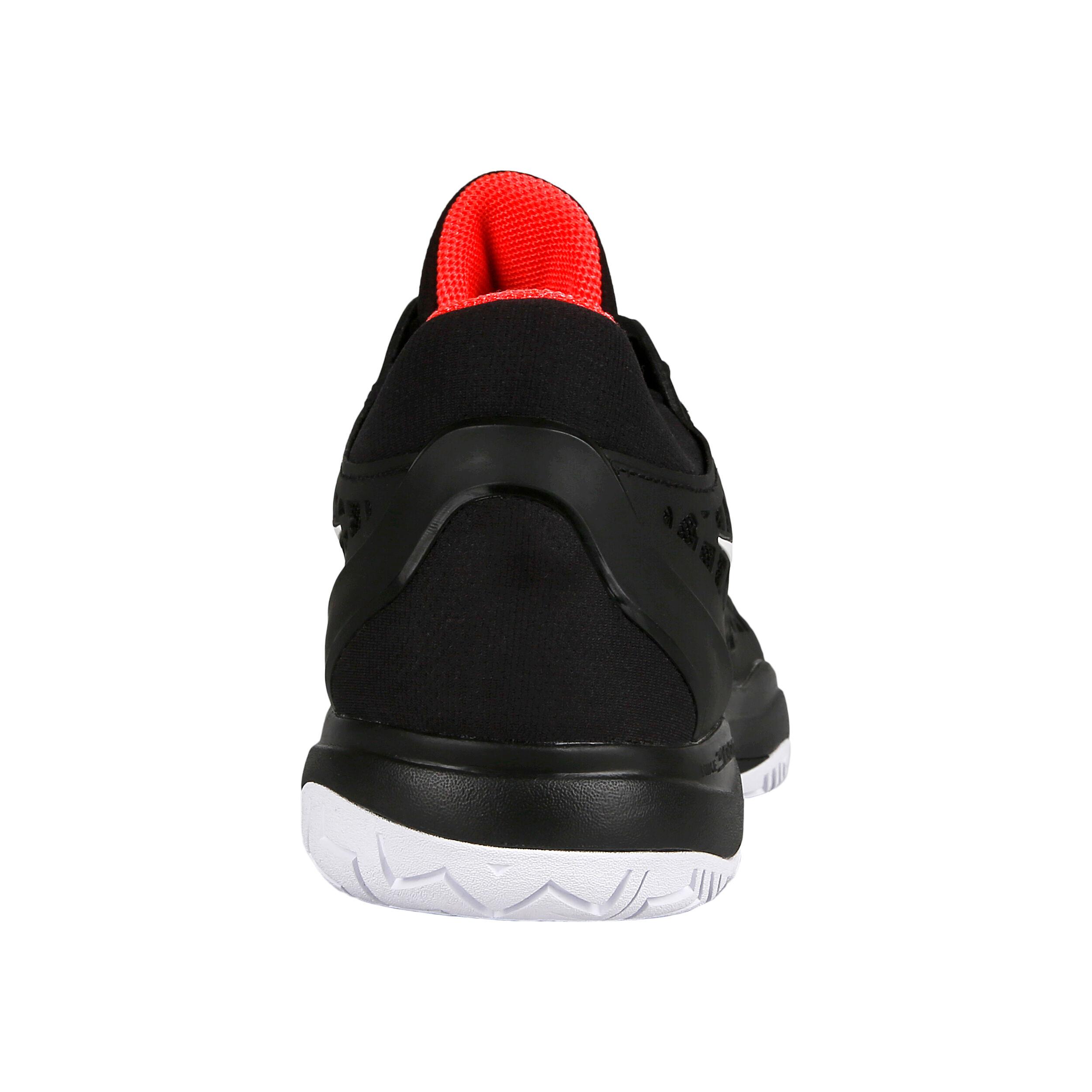 SchwarzHellgrau 3 Nike Allcourtschuh Cage Hc Zoom Air Herren QBhCxdtsro