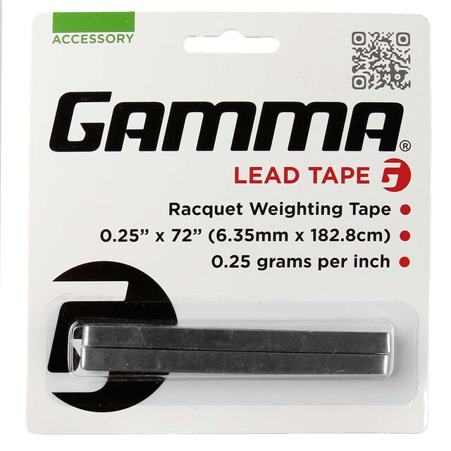 Lead Tape  2er Pack 6,35mm