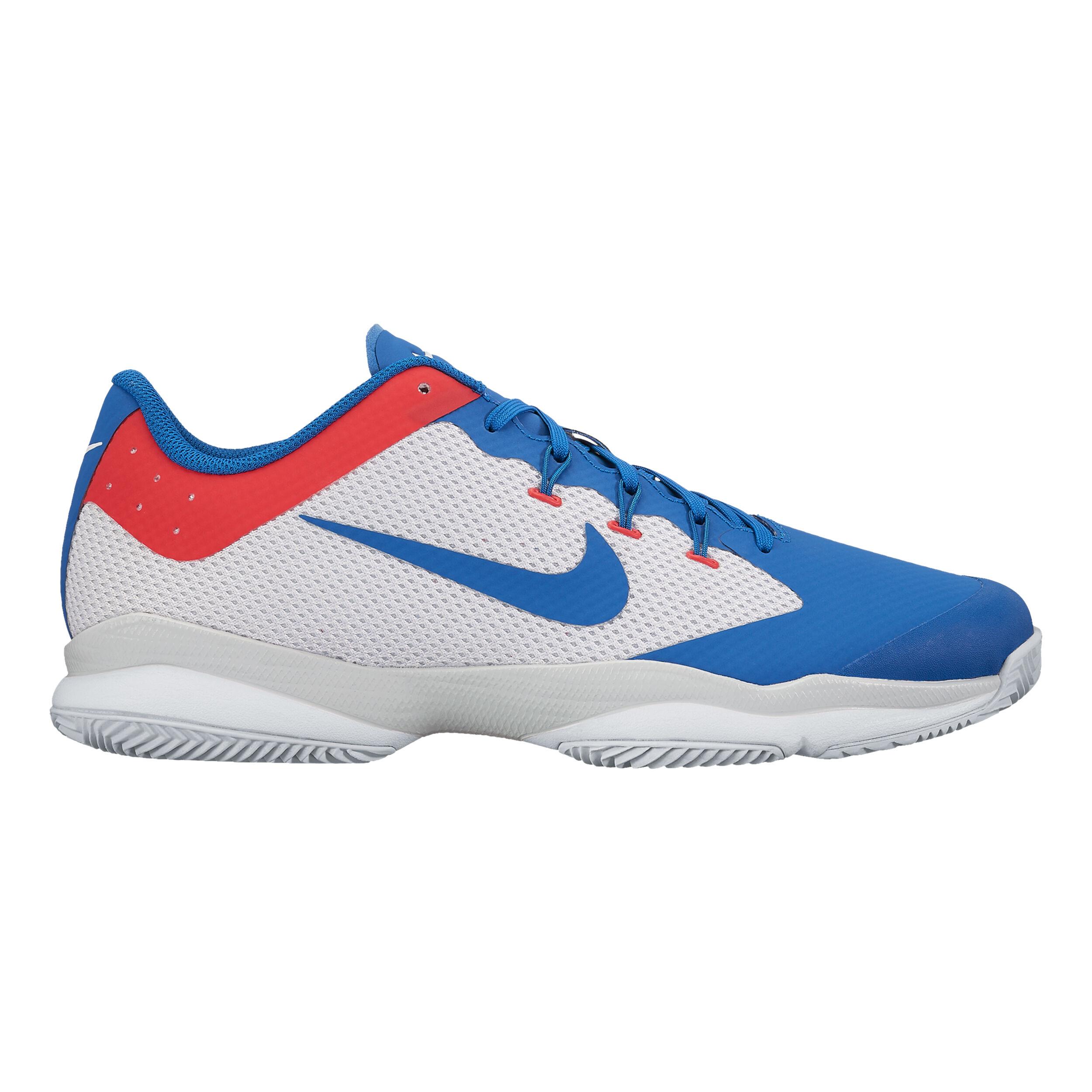 WeißBlau Nike Clay Sandplatzschuh Herren Zoom Air Ultra rdeWCBxo
