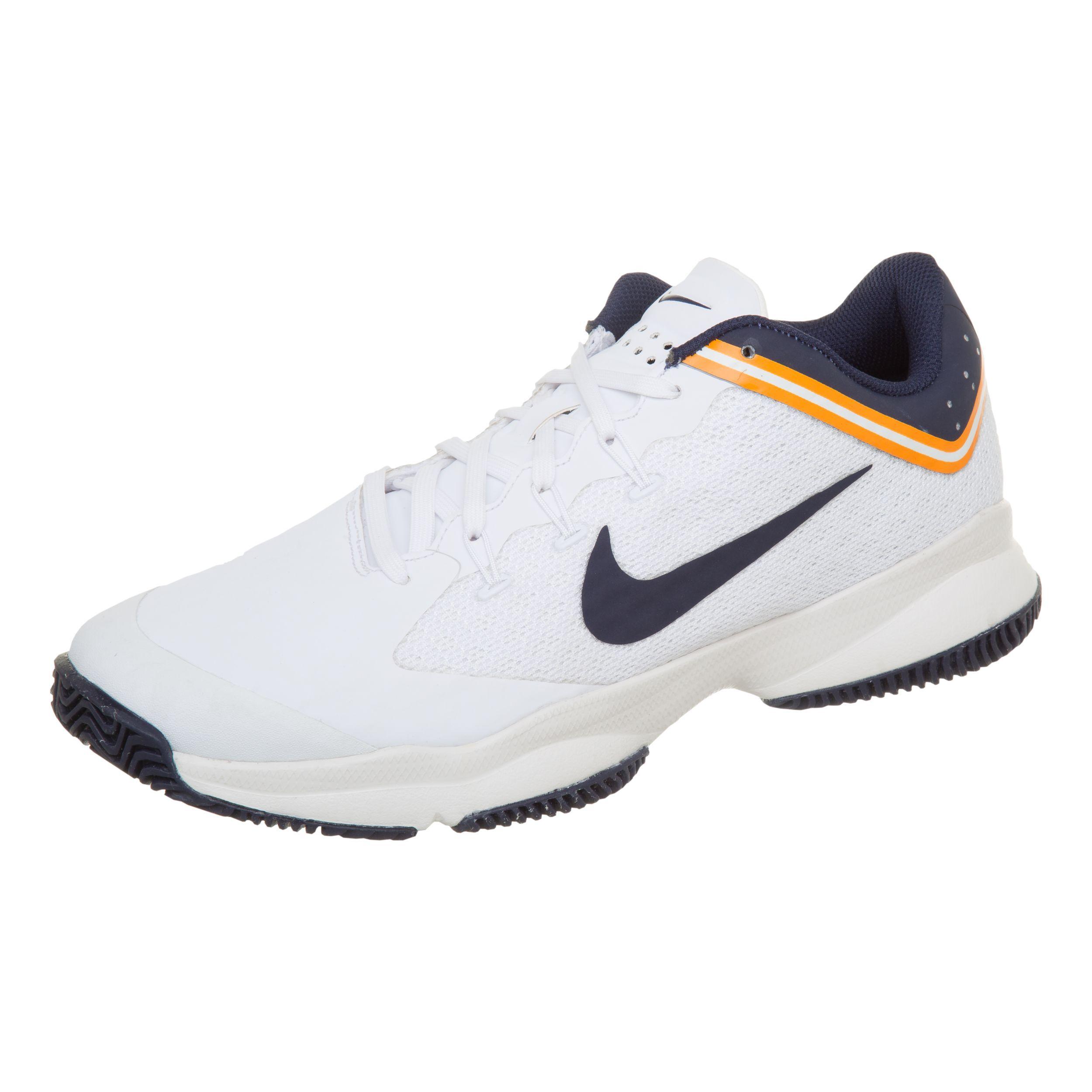 Nike Air Zoom Ultra Allcourtschuh Herren Weiß, Dunkelblau