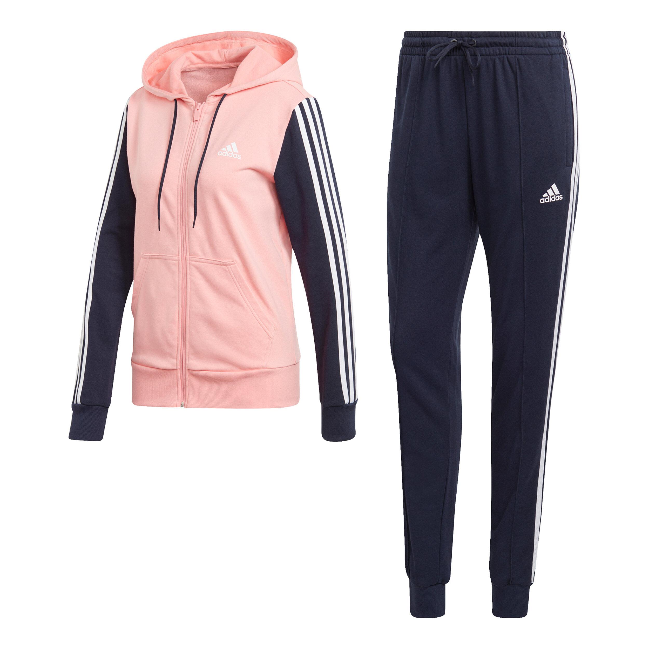 adidas Energize Trainingsanzug Damen - Rosa, Dunkelblau ...