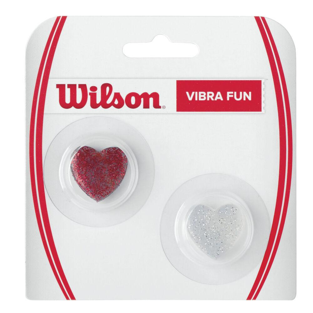 Wilson Hearts Dämpfer 2er Pack Dämpfer Größe: nosize WRZ537100