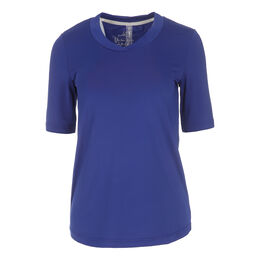 c55139740fd538 Limited Sports Tennisbekleidung · Silke T-Shirt Damen - Blau ...