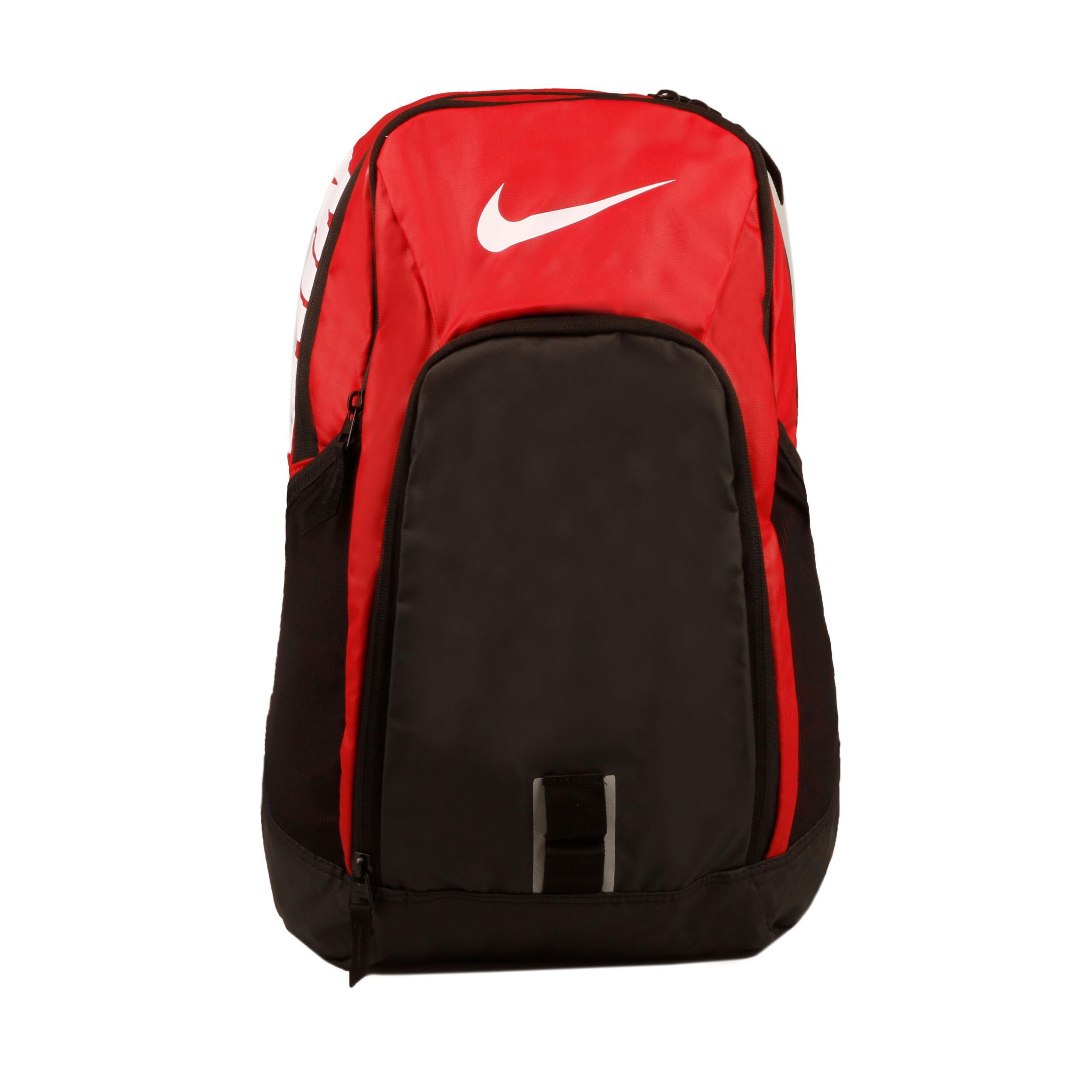 Nike Alpha Adapt Rev Rucksack Dunkelrot, Schwarz online