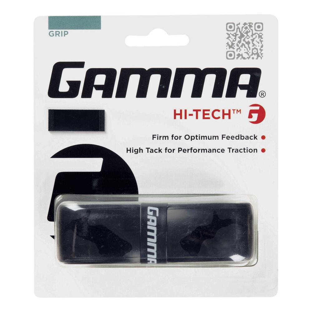 Gamma Hi-Tech 1er Pack Tennisbasisgriffband Größe: nosize AHTG-11