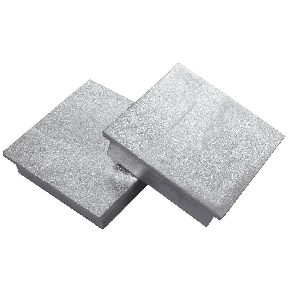 Tegra Deckel Für Bodenhülsen Im Doppelpack, Vierkant Deckel für Bodenhülsen Größe: nosize 320220