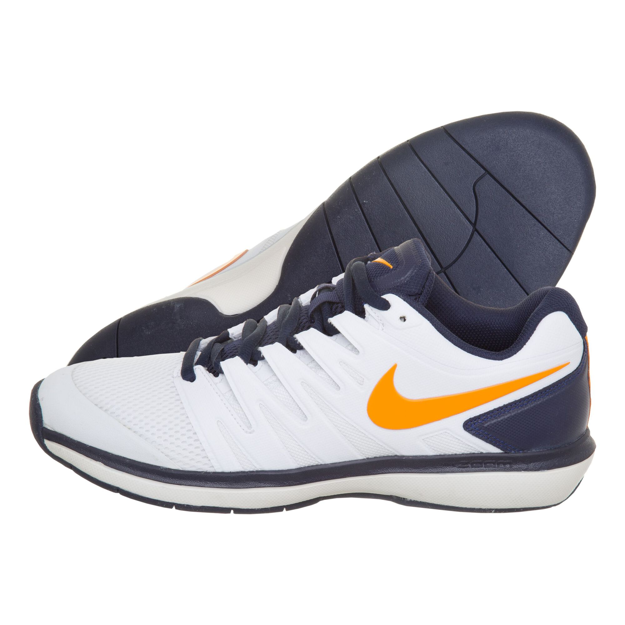 d144a49338bdf Nike Air Zoom Prestige Carpet Teppichschuh Herren - Weiß, Dunkelblau ...