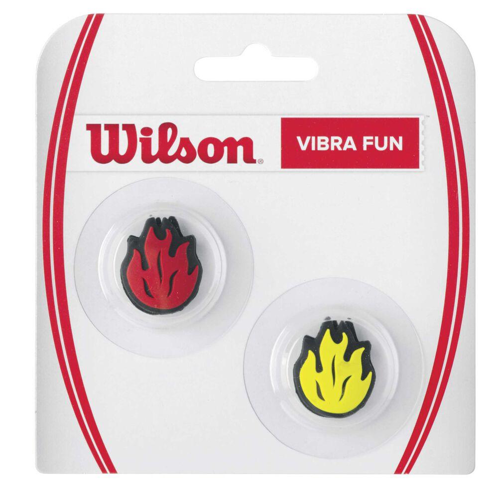 Wilson Neon Flames Dämpfer 2er Pack Dämpfer Größe: nosize WRZ537400