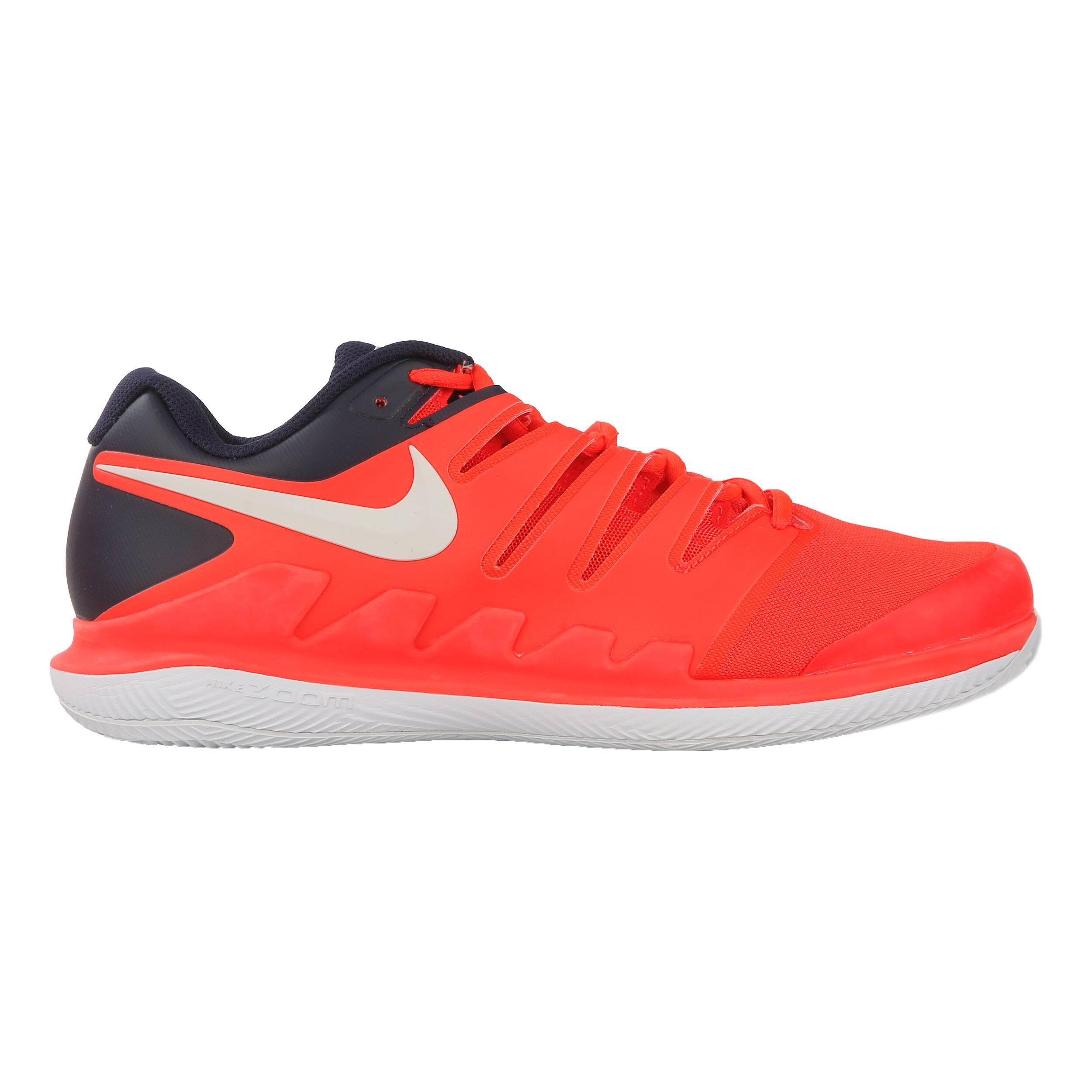 Nike Air Zoom Vapor X Clay Sandplatzschuh Herren Orange