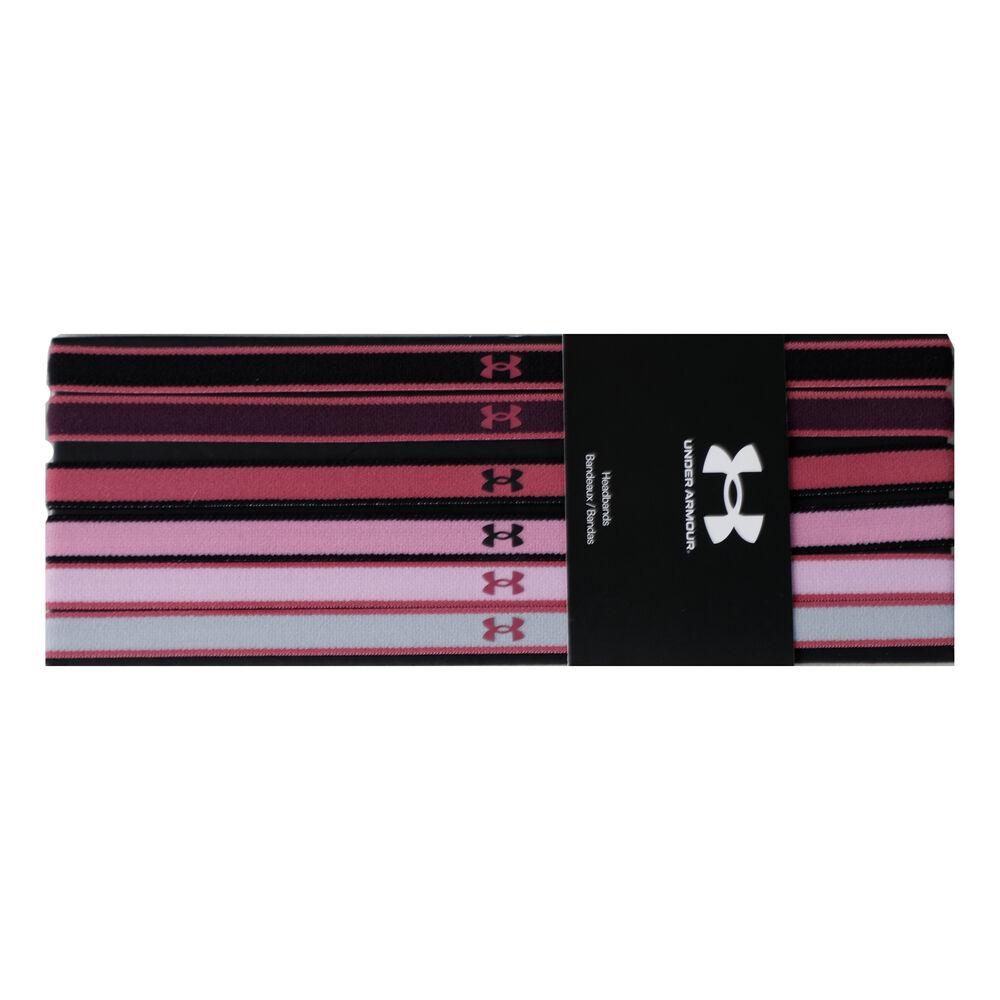 Under Armour Mini Haarband 6er Pack Damen Haarband Größe: nosize 1286016-011