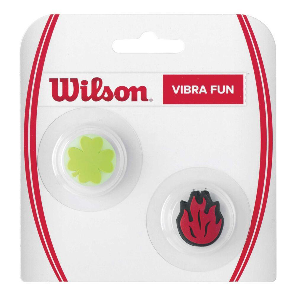 Wilson Clover + Flame Dämpfer 2er Pack Dämpfer Größe: nosize WRZ537500
