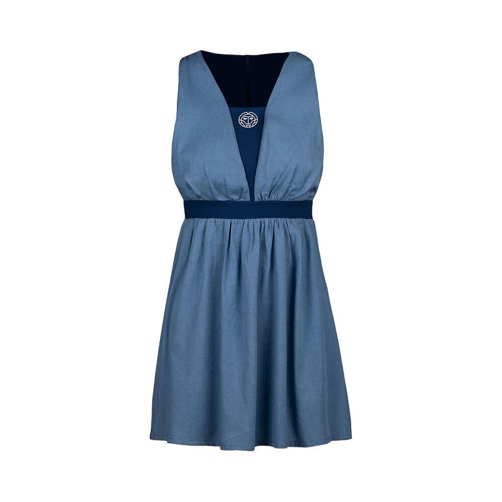BIDI BADU Nia Jeans Tech Kleid Mädchen Kleid G218053211-JNSDBL