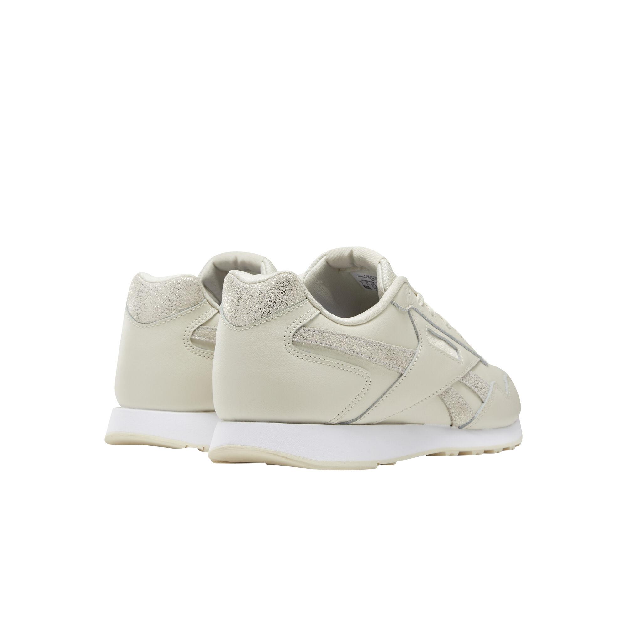 Reebok Royal Glide LX Sneaker Damen Creme, Hellgrau online