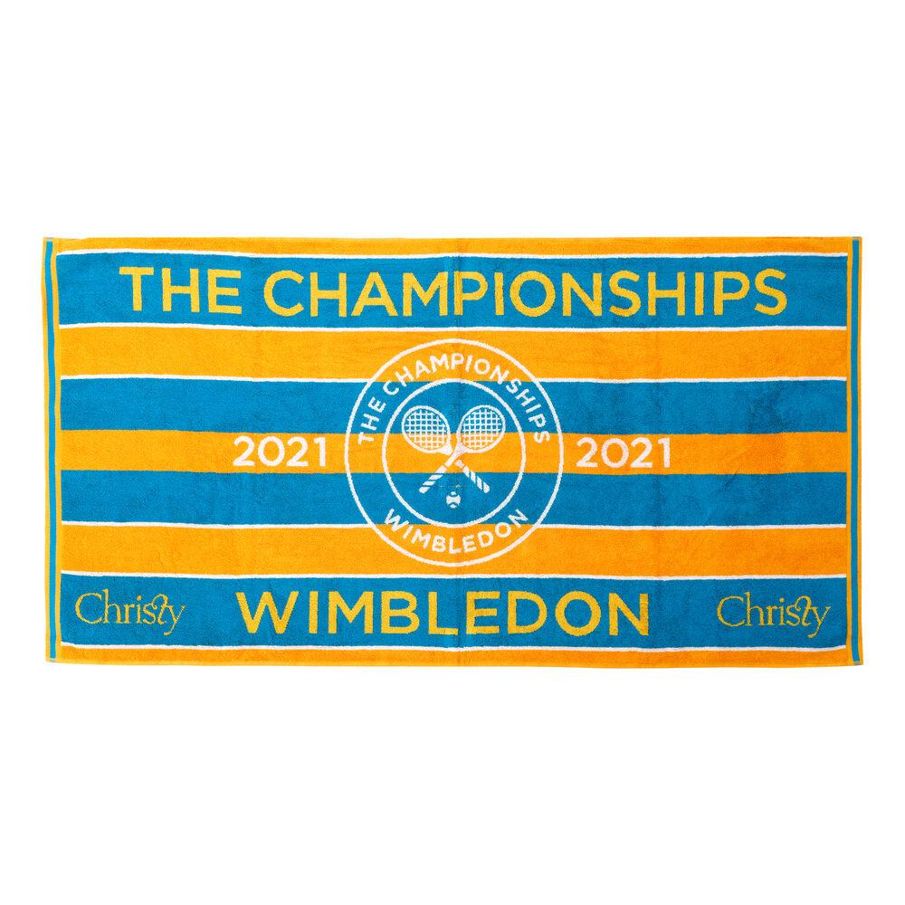 Christy Wimbledon 2021 Championship 70x133cm Handtuch Größe: nosize HAN-7