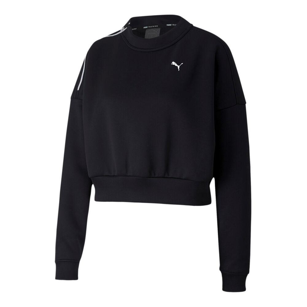 Puma Train Zip Crew Sweatshirt Damen Sweatshirt 519480-01