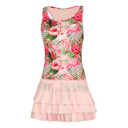 Flamiflower Dress Women