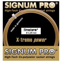 Firestorm 12,2m gold metallic
