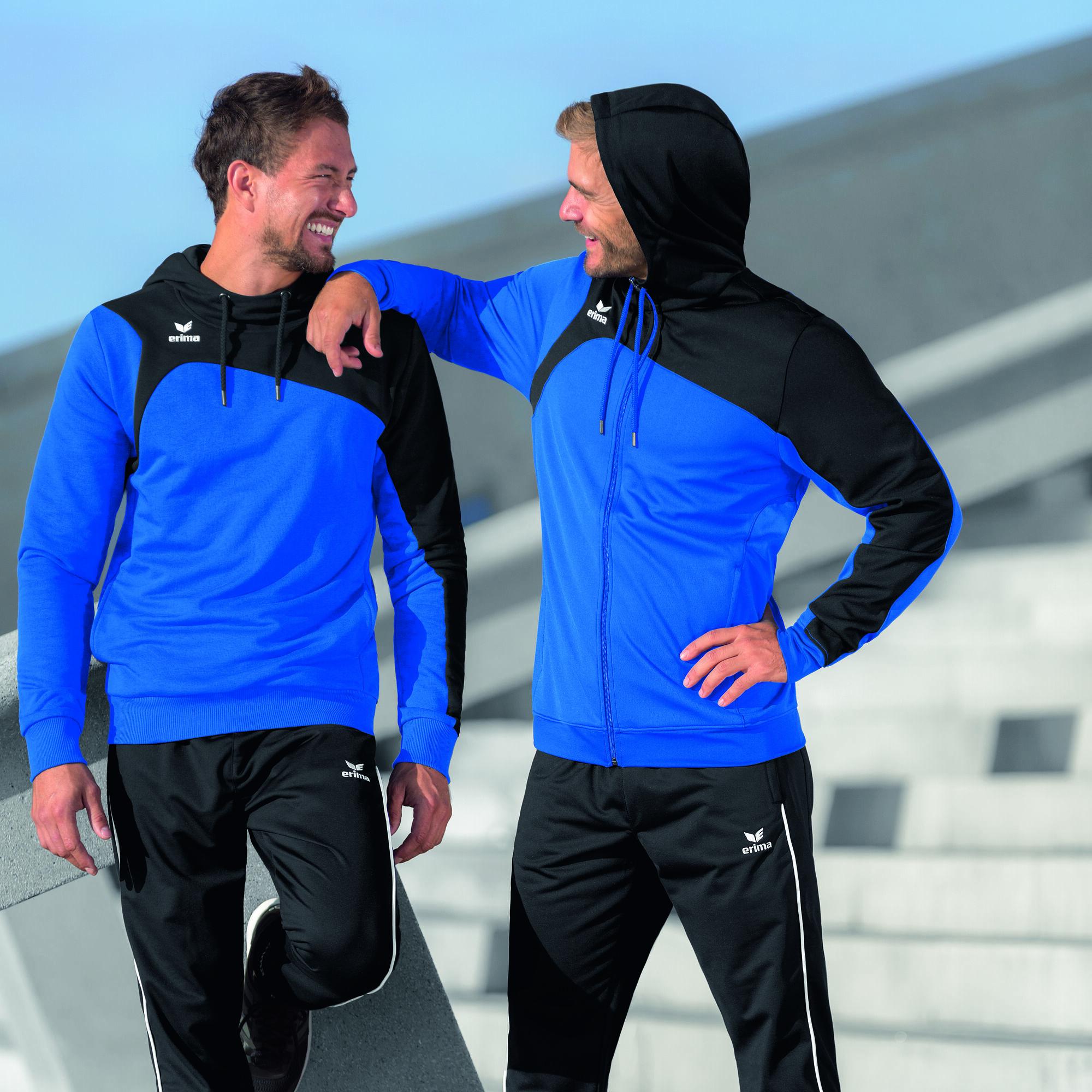 Erima Club 1900 Trainingsjacke Herren - Blau, Schwarz online kaufen ... a76776c631