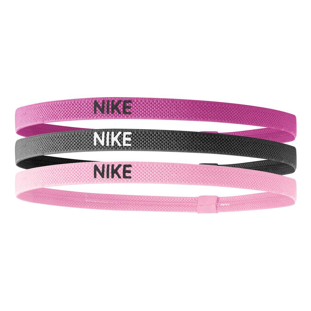 Nike Elastic Haarband 3er Pack Haarband Größe: nosize 9318-4-944