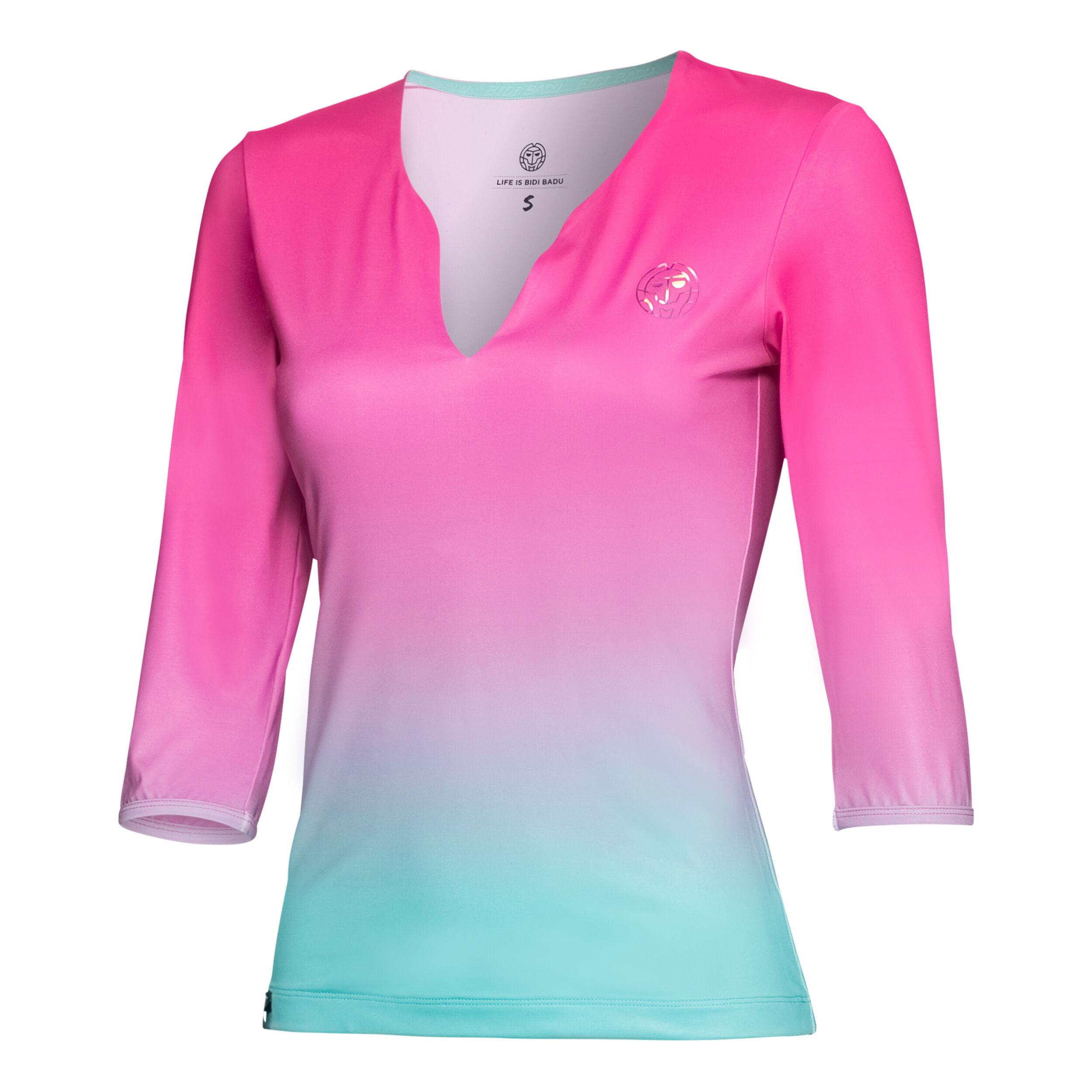 Puma Longsleeve Damen Rosa, Silber online kaufen   Jogging