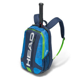 Elite Backpack blue green