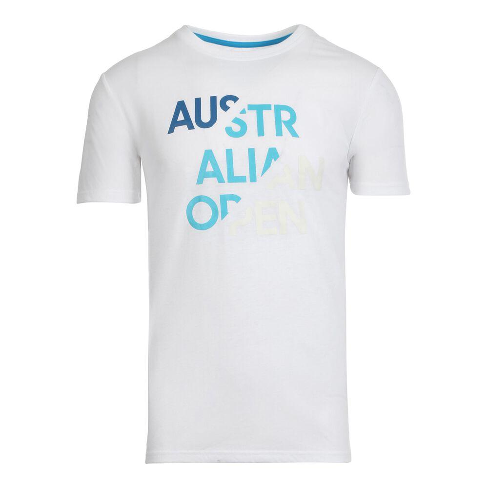 Australian Open 2021 Crew T-Shirt Herren T-Shirt DWAMT023