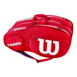 Team III 12er Racket Bag Red