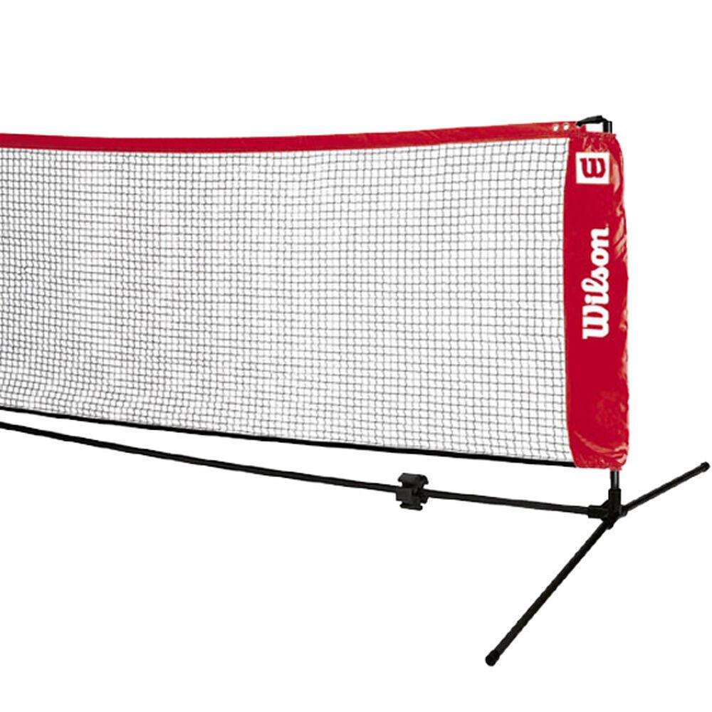 Wilson EZ Tennisnetz 6,10m Tennisnetz Größe: nosize WRZ259700