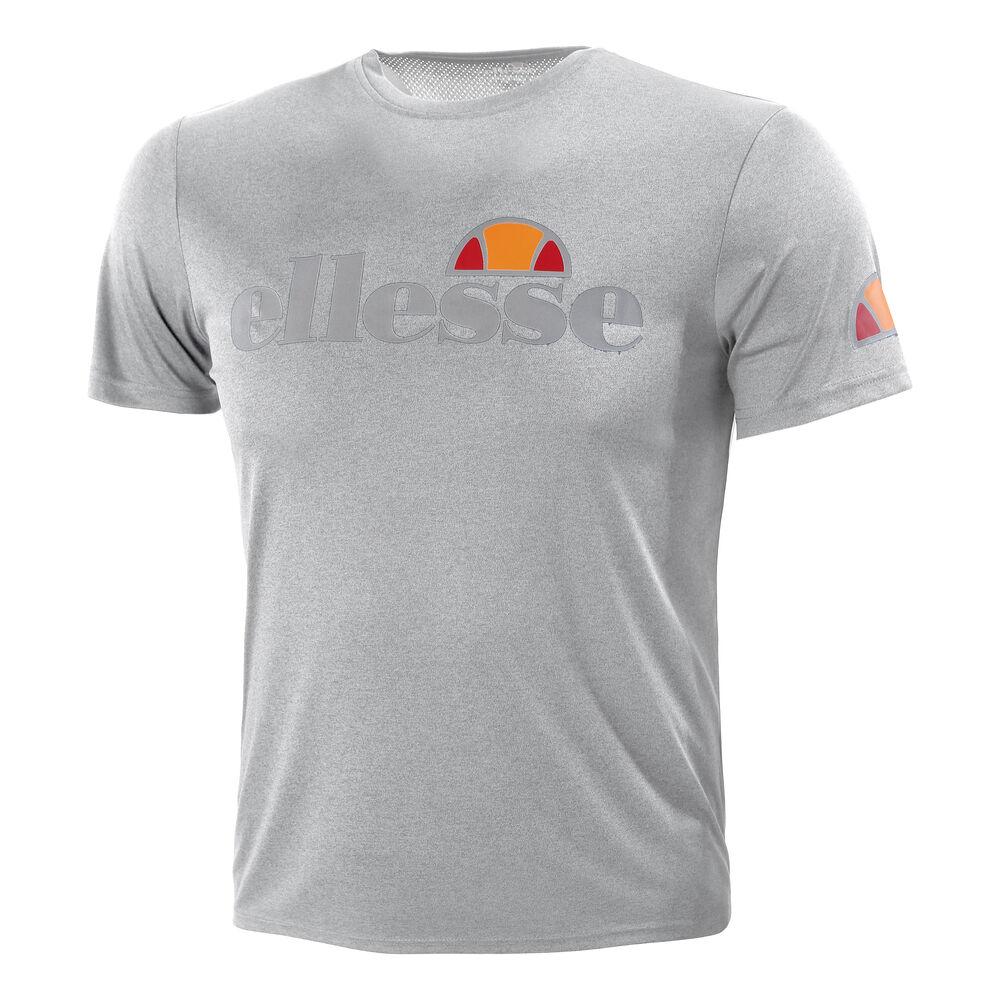 Ellesse Pozzio T-Shirt Herren T-Shirt SXG09902-grey marl