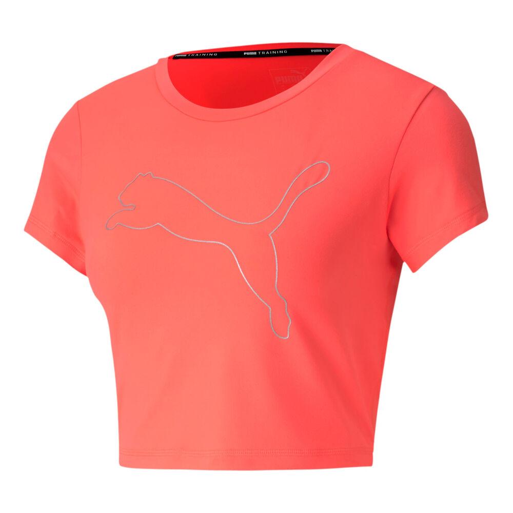 Puma Feel It Crop T-Shirt Damen T-Shirt 518971-08