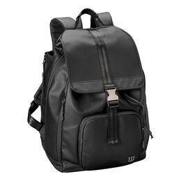 Women Fold Over Backpack bk