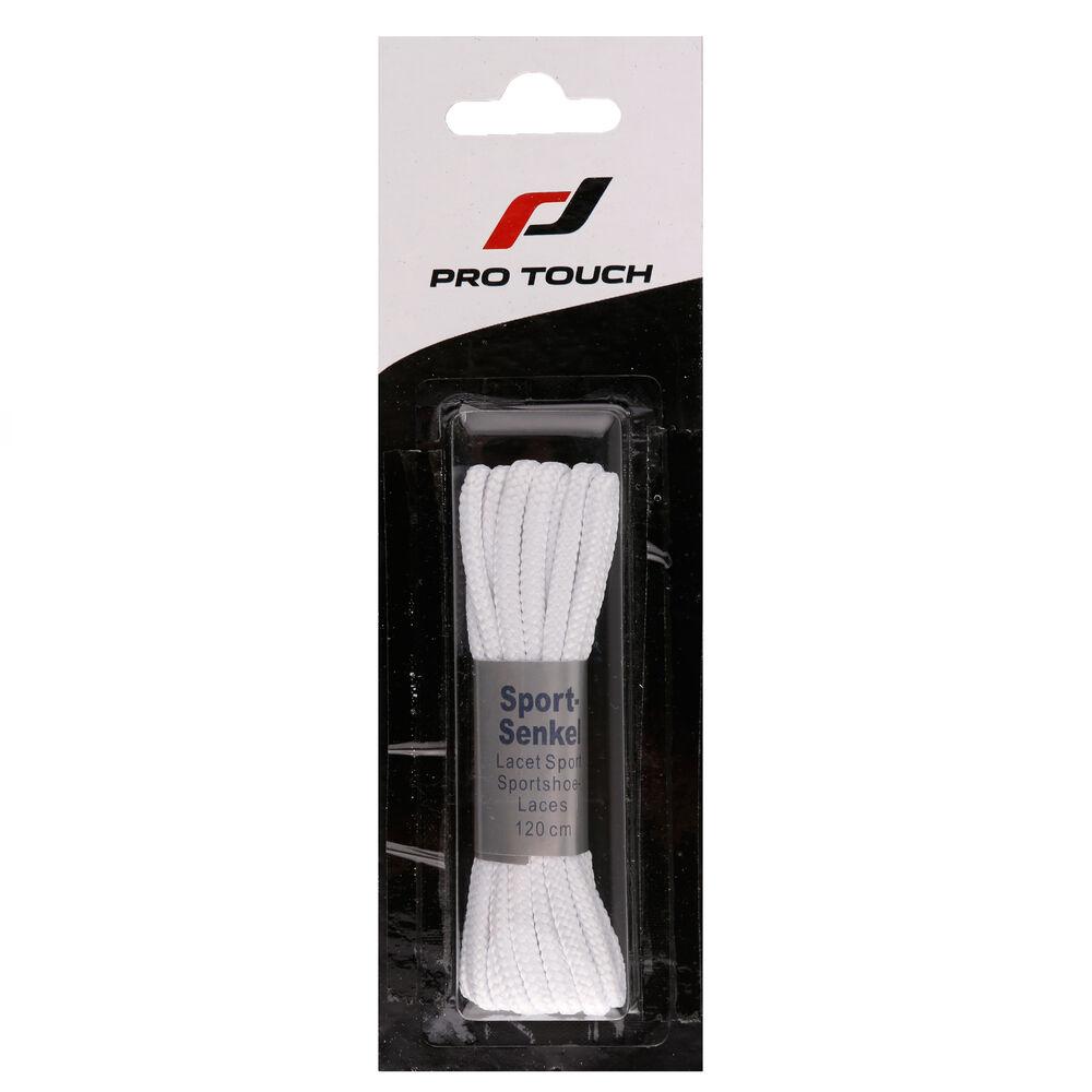 Pro Touch Schnürsenkel 120cm Rund Schnürsenkel Größe: nosize 390013-000