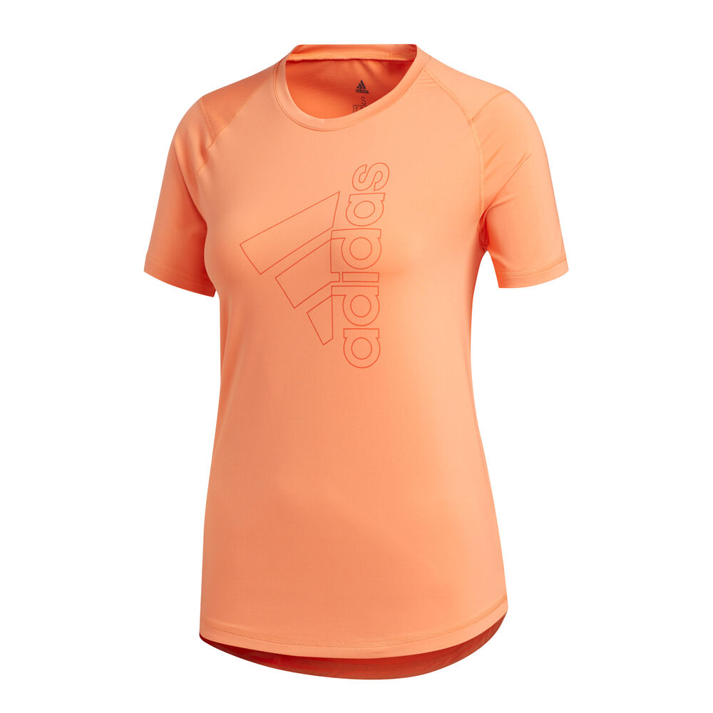 adidas Tech Badge Of Sports T-Shirt Damen